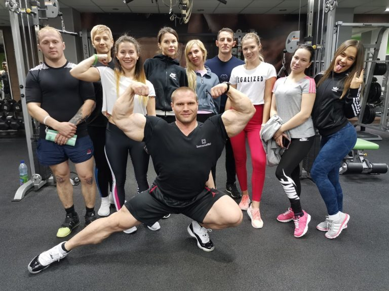 Фитнес обучение InstructorPRO (1)