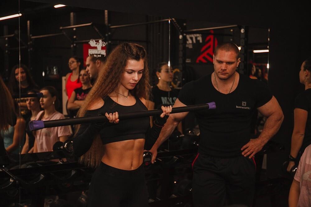 Курсы фитнес тренеров в