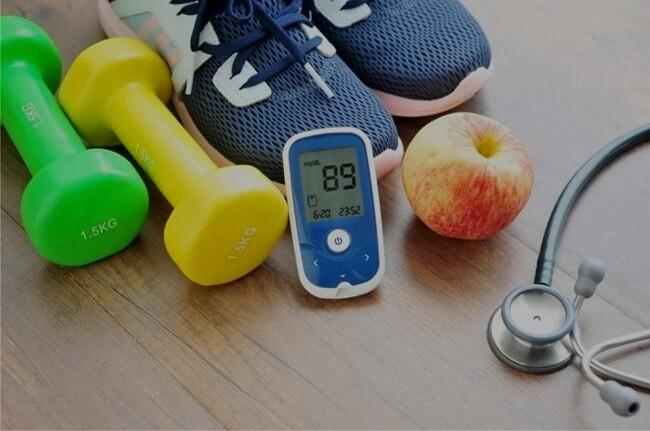 Диабет 2 типа и тренировки