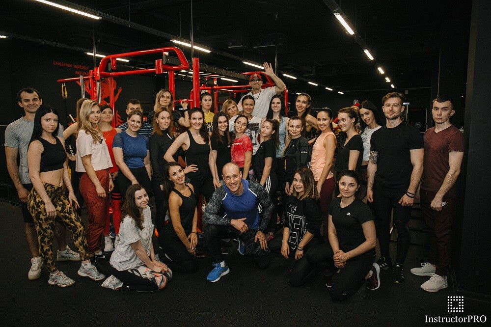 Обучение фитнес инструкторов InstructorPRO Фото