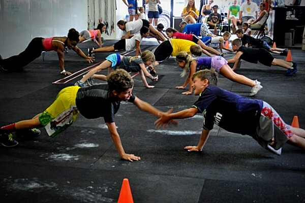 Особенности детского фитнеса 7-12 лет