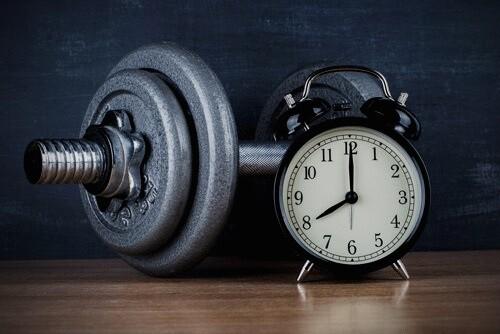 Время для тренировки