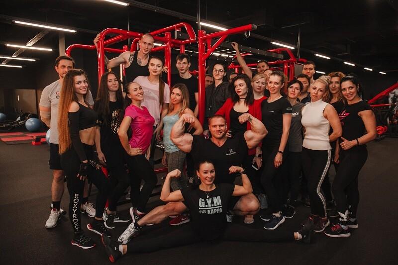 Фитнес при ограничениях обучение