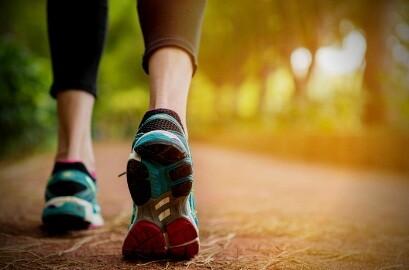 Преимущества ходьбы